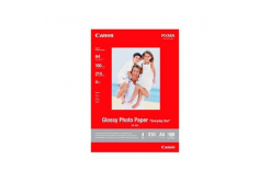 Canon GP-501 0775B001 Glossy Photo Paper, A4, 200 g/m2, 100 ks, foto papír, lesklý, bílý