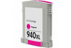 HP 940XL C4908A purpurová (magenta) kompatibilní cartridge