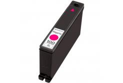 Lexmark 100XL 14N1070 purpurová (magenta) kompatibilní cartridge