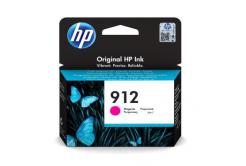 HP 912 3YL78AE purpurová (magenta) originální cartridge