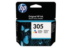 HP 305 3YM60AE barevná (color) originální cartridge