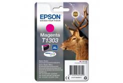 Epson originální ink C13T13034012, T1303, magenta, 765str., 10, 1ml, Epson Stylus Office BX320FW
