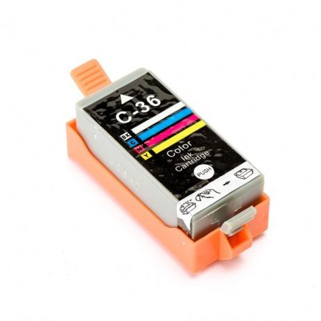 Canon CLI-36C color compatible cartridge