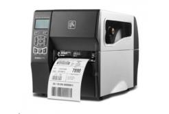 Zebra ZT230t ZT23042-T2E200FZ tiskárna štítků, 203dpi, RS-232, USB, LAN, ZPL , TT, řezačka + zásobník