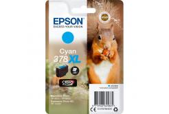Epson 378XL T37924010 azurová (cyan) originální cartridge