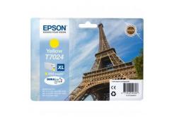 Epson T70244010 žlutá (yellow) originální cartridge