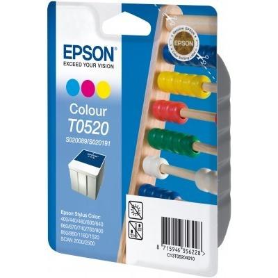 Epson T052040 barevná originální cartridge