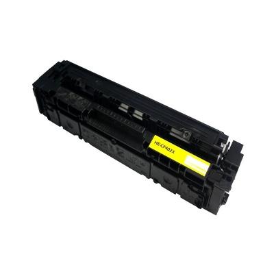 HP 201X CF402X žlutý (yellow) kompatibilní toner