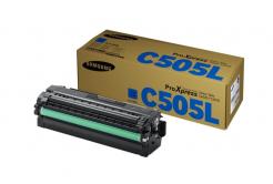 HP SU035A / Samsung CLT-C505L azurový (cyan) originální toner