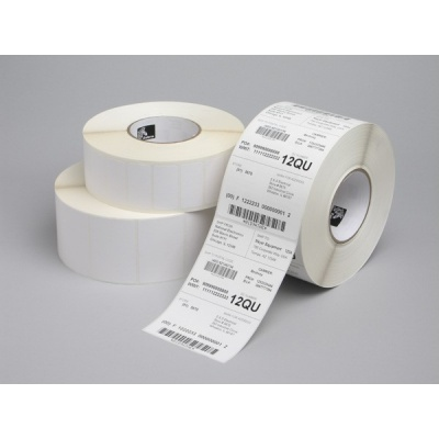 Zebra 880255-025D Z-Ultimate 3000T White, 76x25mm, 2,580 etiket