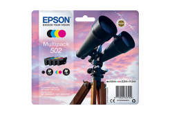 Epson 502 CMYK originální sada