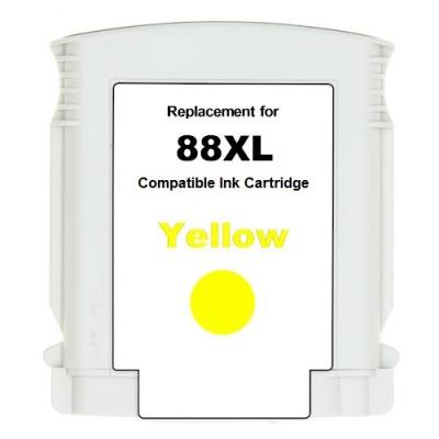 HP 88XL C9393A žlutá (yellow) kompatibilní cartridge