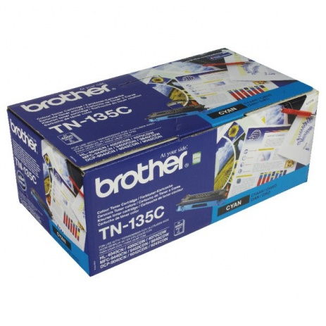 Brother TN-135C azuriu (cyan) toner original