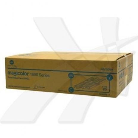 Konica Minolta A0V30NH cyan/magenta/yellow (cyan/magenta/yellow) original toner