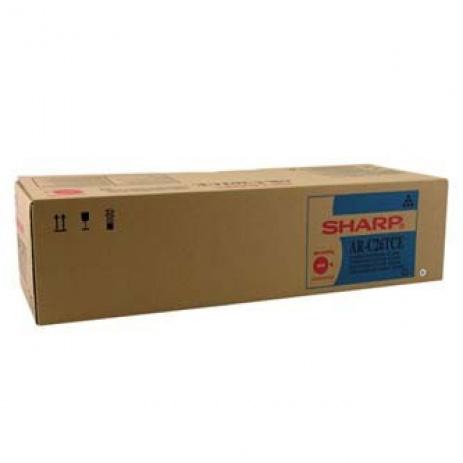 Sharp AR-C26TCE black original toner