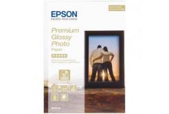Epson C13S042154 Premium Glossy Photo Paper, foto papír, lesklý, bílý, Stylus Color, Photo, Pro, 13x18cm, 30 Ks