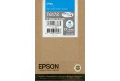 Epson T6172 azurová (cyan) originální cartridge