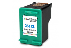 HP 351XL CB338E barevná kompatibilní cartridge
