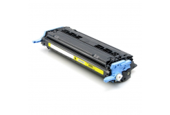 HP 124A Q6002A sárga (yellow) utángyártott toner