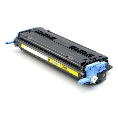 HP 124A Q6002A žlutý (yellow) kompatibilní toner