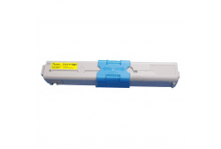 OKI 44469704 for C310 yellow compatible toner