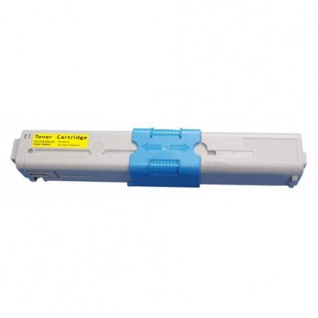 OKI 44469704 for C310 yellow compatible toner