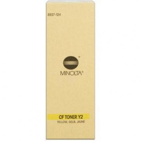 Konica Minolta 8937124 galben (yellow) toner original