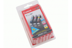 Canon CLI-521 sada originální cartridge