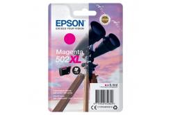 Epson 502XL T02W340 purpurová (magenta) originální cartridge