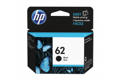 HP 62 C2P04AE černá (black) originální cartridge