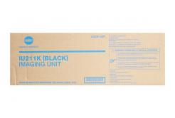 Konica Minolta IU211K fekete (black) eredeti fotohenger