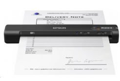 Epson skener WorkForce ES-60W, A4, 600x600dpi, USB 2.0, Wi-Fi Direct