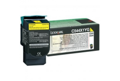 Lexmark C544X1YG yellow original toner