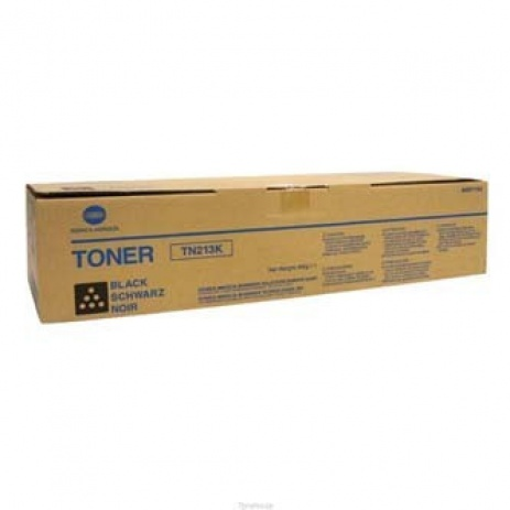Konica Minolta TN-213BK black original toner