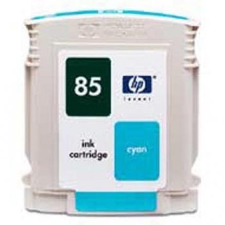 HP 85 C9425A cyan original ink cartridge