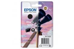 Epson 502 černý (black) originální cartridge