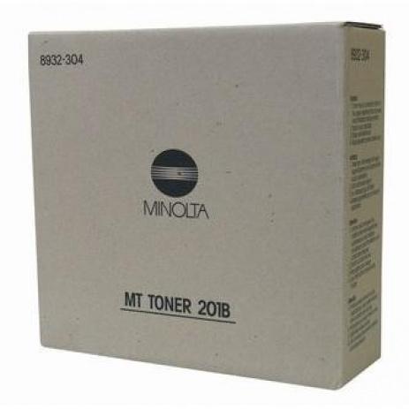 Konica Minolta MT201B black original toner