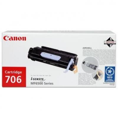 Canon CRG-706 black original toner