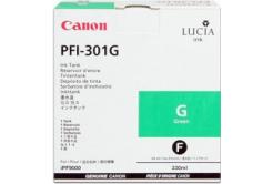 Canon PFI-301G zelená (green) originální cartridge