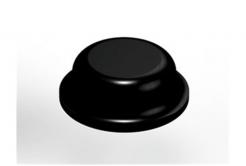 3M Bumpon SJ5076 černý, plato = 56 ks