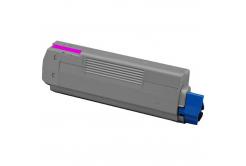 OKI 43324422 purpurový (magenta) kompatibilný toner