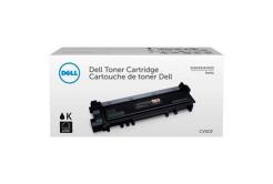 Dell 593-BBLR, CVXGF fekete (black) eredeti toner