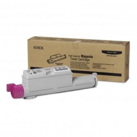 Xerox 106R01219 bíborvörös (magenta) eredeti toner