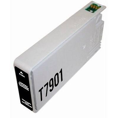 Epson T7901 černá (black) kompatibilní cartridge