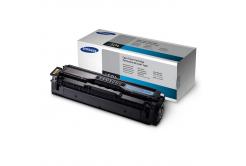 HP SU025A / Samsung CLT-C504S azurová (cyan) originální toner