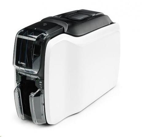 Zebra ZC100 ZC11-000C000EM00 drukarka kart, jednostronna, USB/Ethernet