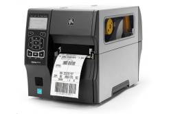 Zebra ZT410 ZT41043-T1E0000Z tiskárna štítků, 12 dots/mm (300 dpi), odlepovač, RTC, display, EPL, ZPL, ZPLII, USB, RS232, BT, Ethernet
