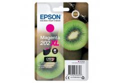 Epson 202XL T02H34010 purpurová (magenta) originální cartridge