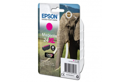 Epson originální ink C13T24334012, T2433, 24XL, magenta, 8, 7ml, Epson