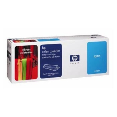 HP C4150A azurový (cyan) originální toner